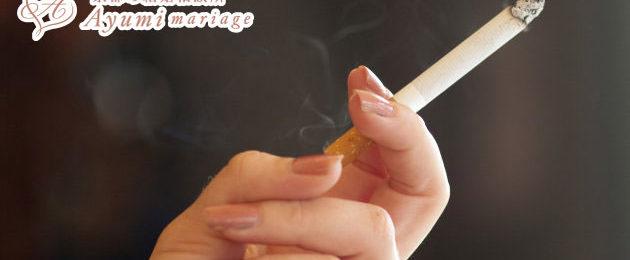 京都の結婚相談所あゆみマリアージュ_婚活中は禁煙すべきか?