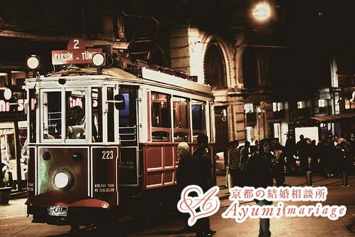 京都の結婚相談所あゆみマリアージュ_【こんな男性に要注意】初デートを自分の最寄り駅近く&夜の時間帯を指定する男性は避けよう